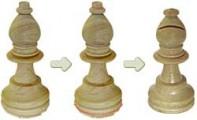 Fabrication de jeux d'échecs