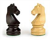 Pièce de jeux d'échecs