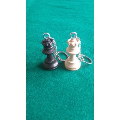 Porte-clefs – Pièces échecs Staunton